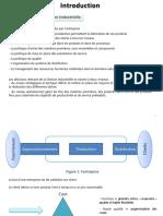 Cours d_Introduction Ã_ la Gestion Industrielle pdf