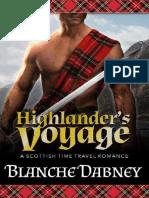 Blanche Dabney -   Medieval Highlander  01 - Highlander's Voyage.pdf