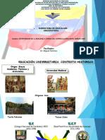 Subsistema de educacion Universitaria-Venezolano