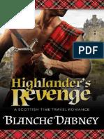 Blanche Dabney -   Medieval Highlander  02 - Highlander's Revenge