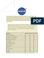 Dinámica de la NASA