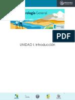 Hidrología General_Unidad I_Introducción