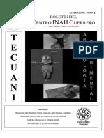 [2006] Bolletín TECUANI_ Arqueología Experimental (INAH)