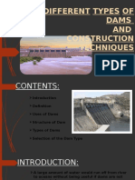 Dams and It's Types