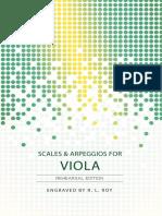 Scales & Arpeggios for Viola - Rehearsal Edition.pdf