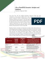 UP PreparingPost ECQScenario AnalysisRecommendations Final