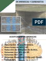 Acidificacion-Areniscas-Carbonatos