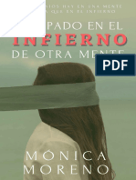 Atrapado en el infierno de otra mente- Mónica Moreno