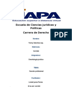 tarea 5 deontologia juridica
