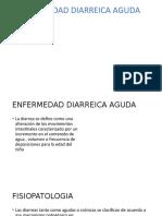 EFERMEDAD DIARREICA