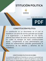 CONSTITUCIÓN POLITICA