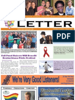 The Letter August 2008