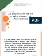 Rivera La Revolución es un sueño eterno