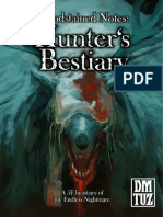 Hunter's Bestiary - DM Tuz.pdf
