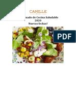 Cocina Saludable 2020