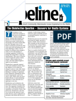 The disinfection question answers for onsite systems PL_SP04