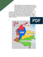 el territorio colombiano