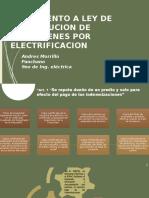REGLAMENTO A LEY DE CONSTITUCION DE GRAVAMENES 1