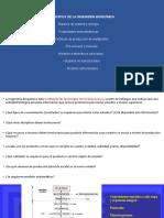 Balances de materia y energía, introducción a Ing. Bioquímica