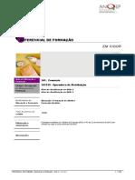 referencial operador distribuição