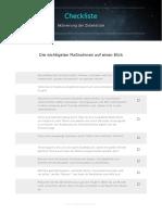 Checkliste_Zirbeldruese