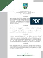 Comunicado UCAB Demóstenes Quijada 07 04.20