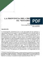 Dialnet-LaProvinciaDelChocoAnteElEstadoNacion-5755035.pdf