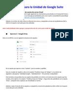 Actividades para la Unidad de Google Suite (2)