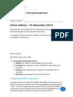 Fiches 2020 - Droit pénal général-2.pdf
