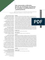Uso De  Redes Neuronales Artificiales En Prediccion
