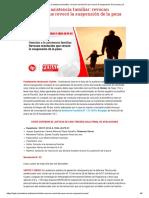 Omisión a la asistencia familiar_ revocan resolución que revocó la suspensión de la pena _ LP.pdf