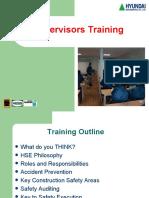 HSE-BMS-004 Supervisors Training.ppt