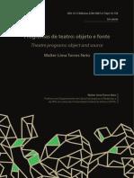NETO, Walter Lima Torres -  Programas de Teatro Objeto e Fonte (Artigo Sala Preta).pdf