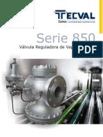 Catalogo Serie 850