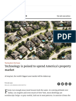 Tearing down the house - Technology is poised to upend America's property market _ Finance and economics _ The Economist.pdf