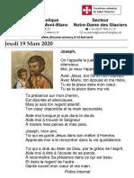 St Joseph 2020