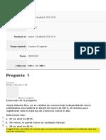 Examen Unidad 2 - Derecho mercantil y de sociedades