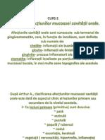 Patologie Orală-C2-C4