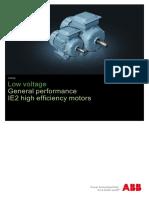 IE2 Catalogue