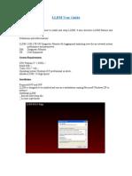 LTE Data Collection Set-Up_TEMS & LLDM