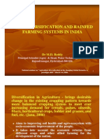 Diversification to High Value Crops in India