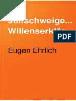 EHRLICH – Die stillschweigende Willenserklärung.pdf