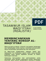 TASAWWUR ISLAM