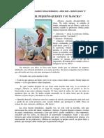 Cuento - El Quijote y Su Mancha - 3
