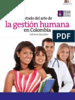 Estado del Arte de la Gestión Humana en Colombia