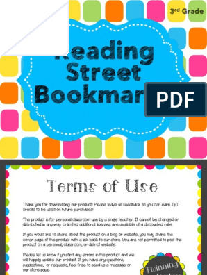 Happy birthday mr. kangthird grade reading streets online