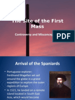 The-Site-of-the-First-Mass.pptx