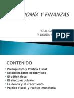 Politica Fiscal-ECONOMIAyFINANZAS Oct10
