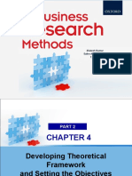 CHAPTER 4-DEVELOPING THEORETICAL FRAMEWORK AND SETTING THE OBJECTIVES.ppt