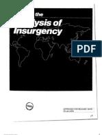 CIA - Analysis of Insurgency